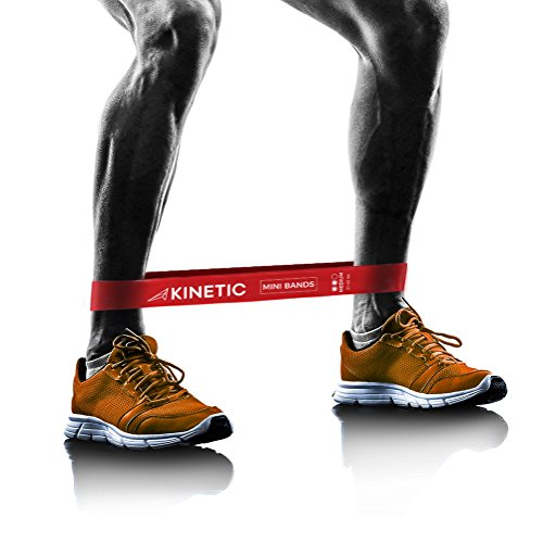"""Kinetic Exercise Resistance Loop Bands 