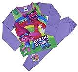 Pijama para niñas de 4 a 5 años hasta 9 a 10 años