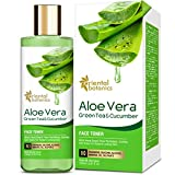 Oriental Botanics Aloe Vera, Green Tea & Cucumber Face Toner - No Alcohol, Silicone, Sulphate - 150ml