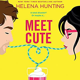 Meet Cute audiobook cover art