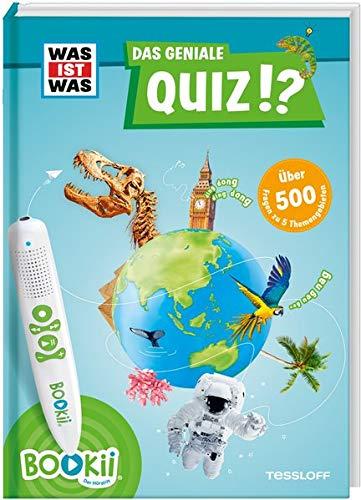 BOOKii® WAS IST WAS Das geniale Quiz!?: Antippen, Spielen, Lernen (BOOKii / Antippen, Spielen, Lernen)
