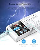 Photo #7: BESTEK Quick Charge 3.0 USB Power Strip, Surge Protector