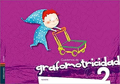 Cuaderno 2 de Grafomotricidad