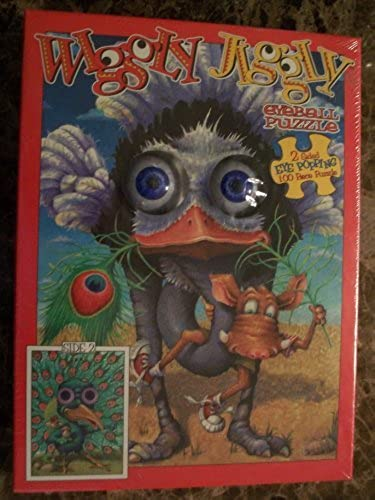 Wiggly Jiggly Eyeball Puzzle by Wiggly Jiggly