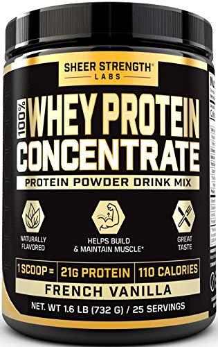 Whey Protein Powder Supplement - 10…