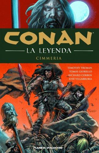 Conan La leyenda nº 07/12: Cimmeria