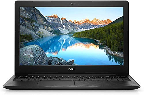 Dell Inspiron 3593 15.6-inch FHD Laptop (10th Gen Core i3-1005G1/8GB/1TB HDD/Windows 10 Home + MS Office 2019/Intel HD Graphics) Black (Laptop with Dell Essential Backpack)