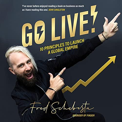 Go Live! cover art