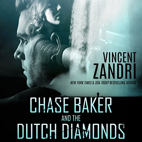 Chase Baker and the Dutch Diamonds audiobook cover art