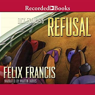 Dick Francis' Refusal audiobook cover art