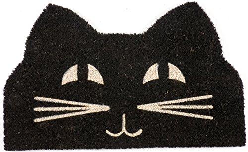 Entryways voetmat, zwart, 71 x 43 cm