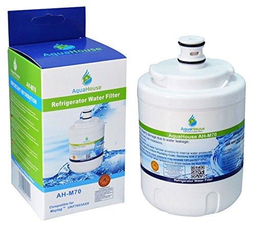 AH-M70 kompatibel für Maytag UKF7003 Kühlschrank Wasserfilter, Amana, Jenn-Air, Smeg FRSA, UKF7003AXX, Beko