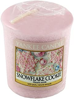 Yankee Candle Snowflake Cookie Sampler Scented Candle