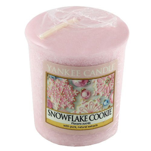 YANKEE CANDLE - Snowflake Cookie Sampler