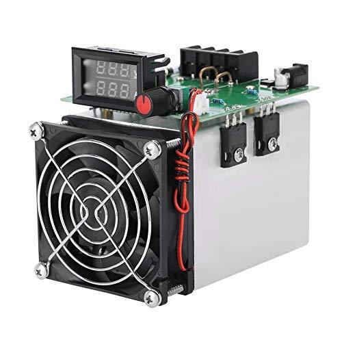 HYY-YY Junta de Descarga Burn-en el módulo, Carga 12V 250W Tubo electrónico 0-20A batería probadores IR alimentación de la Placa de Descarga Doble rodamiento de Bola de Alta Velocidad del Ventilador
