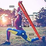 Zoom IMG-2 elastici fitness set di 3