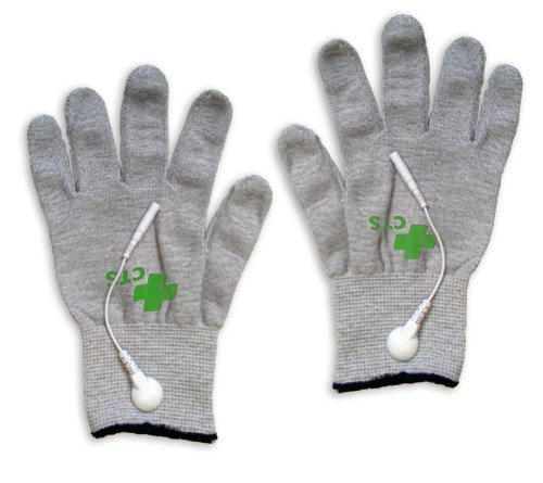 Silver Conductive Gloves