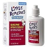 Little Remedies Little Noses Saline Spray/Drops