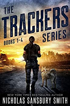 Trackers: The Complete Four Book Series (A Post-Apocalyptic Survival Thriller) by [Nicholas Sansbury Smith]