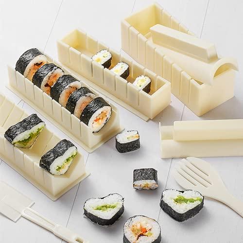 sushi en casa fabricante Yozone