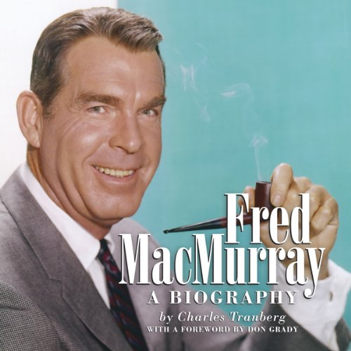 Fred MacMurray audiobook cover art