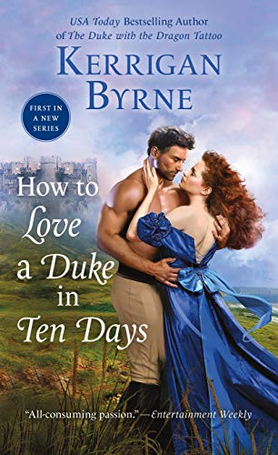 book cover of How To Love A Duke in Ten Days
