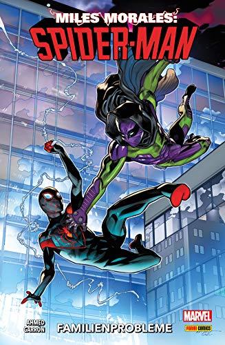 Miles Morales: Spider-Man 3 - Familienprobleme: Bd. 3: Familienprobleme (German Edition)