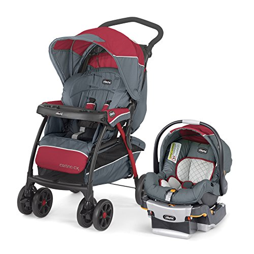 Chicco Cortina CX Travel System Product Image