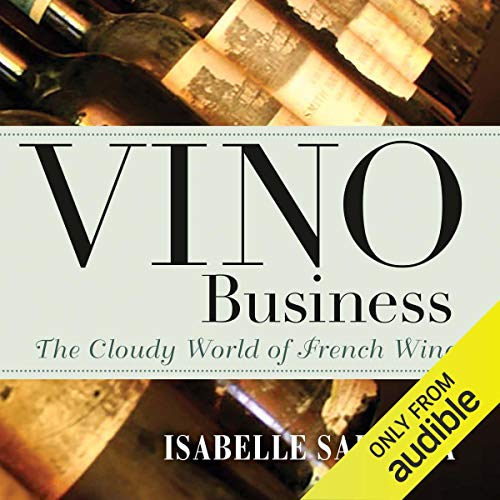 Vino Business cover art
