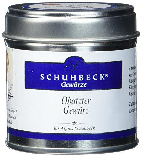 Schuhbecks Obatzter Gewürz, 3er Pack (3 x 50 g)