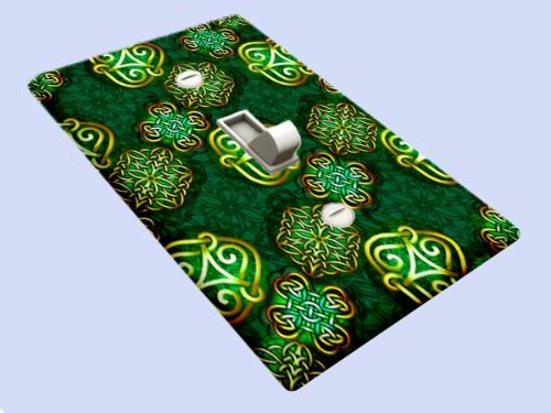Celtic Collage Switchplate - Switch Plate Cover