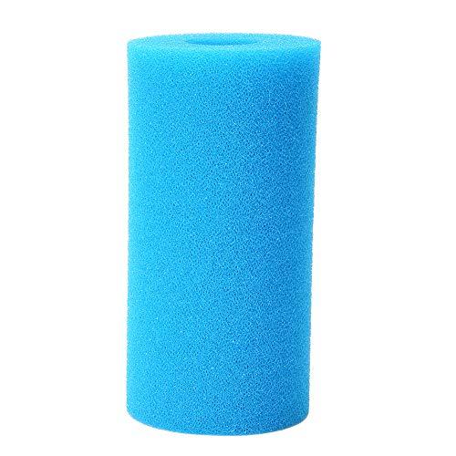 Herbruikbare zwembad spons filter schuim aquarium spons vierkante schuim aquarium filter schoonmaak accessoires