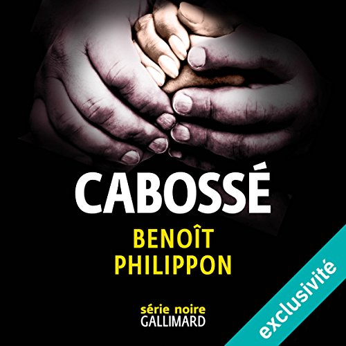 Cabossé audiobook cover art