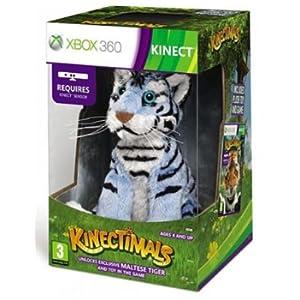 Kinectimals + Maltese Tiger