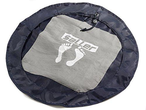 Saller Hygienematte für Unterwegs mit Tasche
