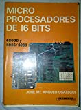MICROPROCESADORES DE 16 BITS 68000 y 8086/8088
