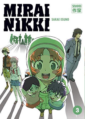 Mirai Nikki (Tome 3)