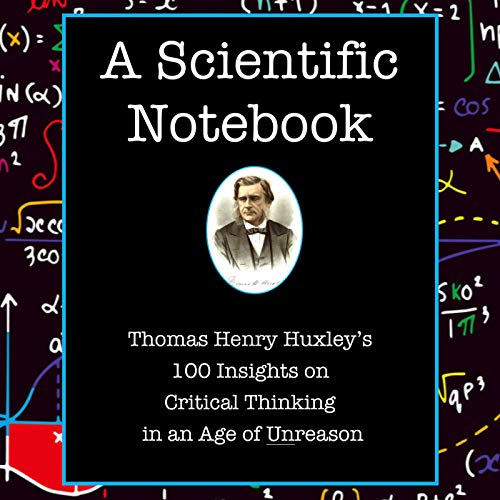 A Scientific Notebook  By  cover art