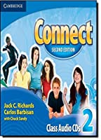 Connect Level 2 Class Audio CDs (2) (Connect Second Edition)