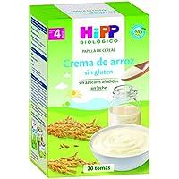 HiPP Biológico Crema de Arroz - 400 gr