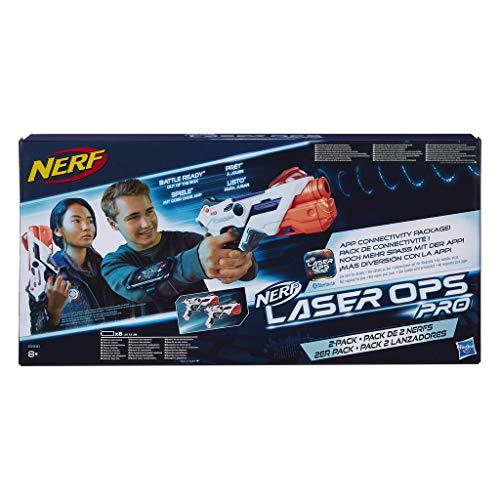 Nerf Laser Ops Alphapoint Pack de Deux