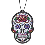 Fresh Fresheners Skull Car Air Freshener 3 Pack Scented with Essential Oils