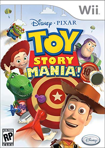 Toy Story Mania! - Nintendo Wii (Renewed)