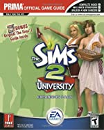 The Sims 2 - University: Prima's Official Strategy Guide de Greg Kramer