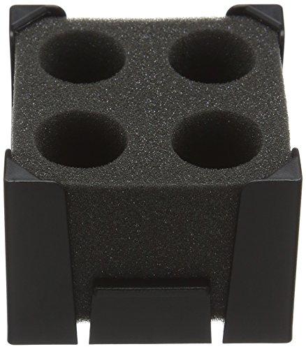 Medline AAA36525 VME-525 Rohrhalter mit Einsteckhalterung, 25 mm