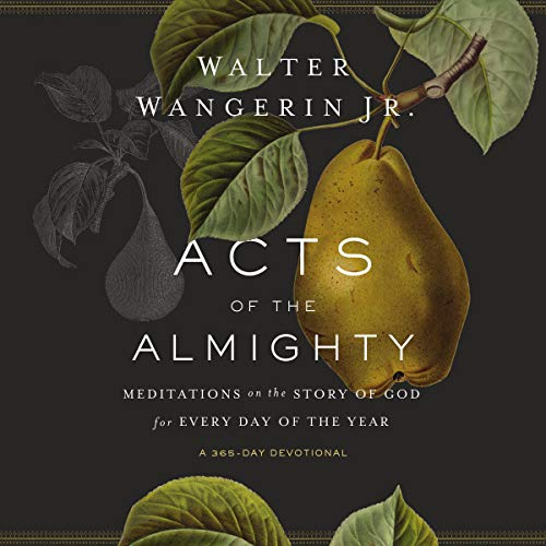 Acts of the Almighty audiobook cover art