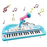 Shayson 37-clé Multifonctions Orgue Clavier Piano électronique avec Micro Jouet...