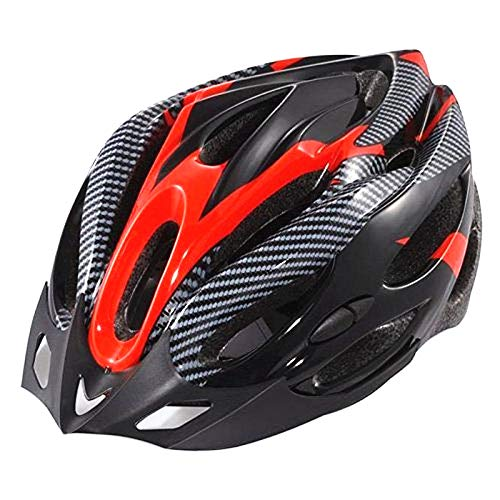 Greaked Generic Cycling Bicycle Adult Bike Safe Helmet Carbon Hat 19 Holes...