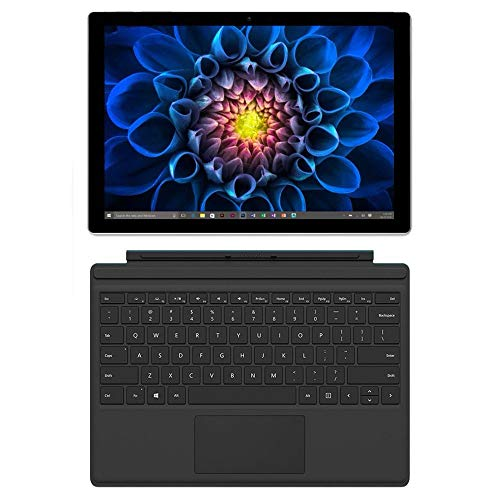 Microsoft Surface Pro 4 (128 GB, 4 GB RAM, Intel Core i5) + Microsoft Type Cover (Renewed)