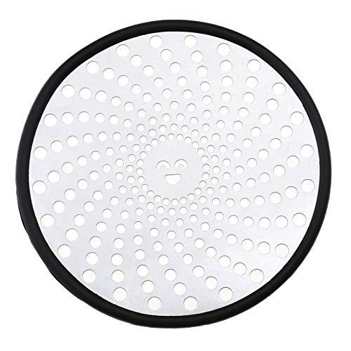OTOTEC douche afvoer beschermer haar Trap Catcher Cover 304 roestvrij staal 11 cm keuken wastafel badkamer bad afvoer Wasserij